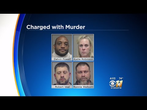 Four Arrested In Murder Of Collin County Woman