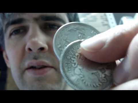 Как проверить монета серебряная или нет