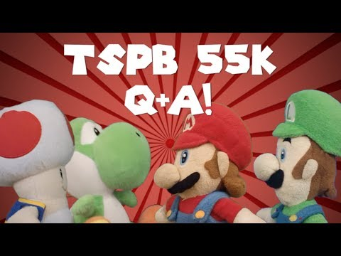 TSPB 55K Q&A!