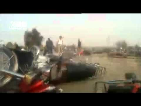 Syrian army shells rebel town - World - Video - 3 News