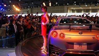 2014 Nissan GT-R NISMO @ Tokyo Motor Show 2013 part4