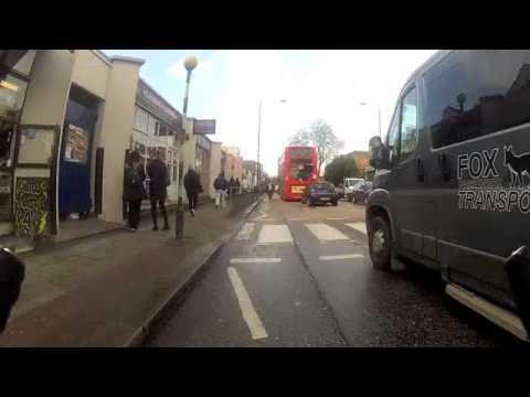 Parking Hackney Road #bikethestrike