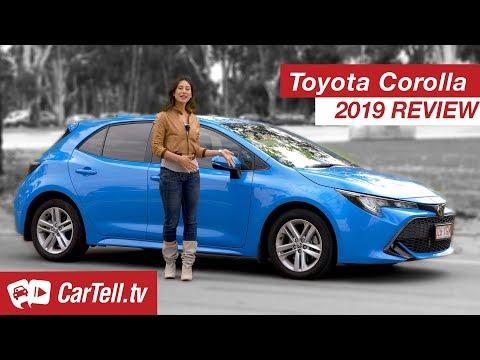 2019 Toyota Corolla Review - Australia