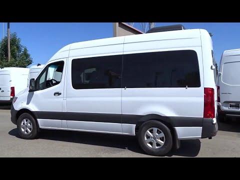 2019 Mercedes-Benz Sprinter Passenger Van Pleasanton, Walnut Creek, Fremont, San Jose, Livermore, CA