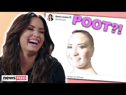 3 Times Demi Lovato DRAGGED Herself & Laughed About It!