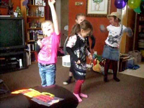 rock star birthday party