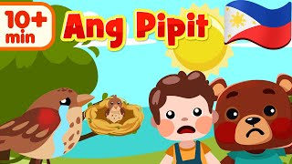 Ang Pipit | Filipino Kids Nursery Rhymes | Awiting Pambata Compilation