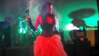 Sirenia.The lucid door.Live BogotáAVI