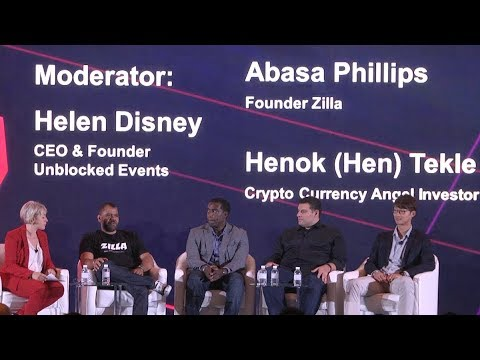 Panel Discussion: How to Invest in Quality ICOs (Blockchain World Conference, BKK 12/4/17)
