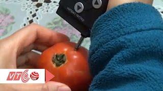 Đừng quá tin máy đo hóa chất thực phẩm | VTC