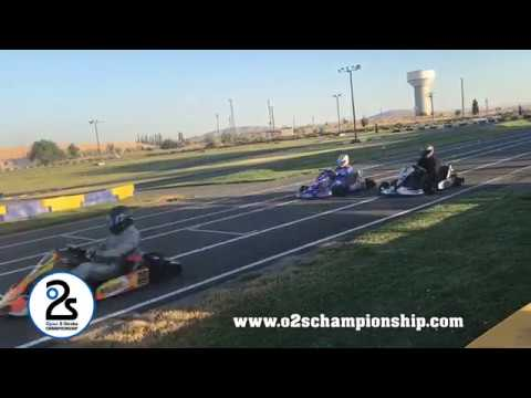 Side Line O2s Round 4 Shifter Kart Heat Race Tckc 2018 Richland Eshifterkart Ckr Usa