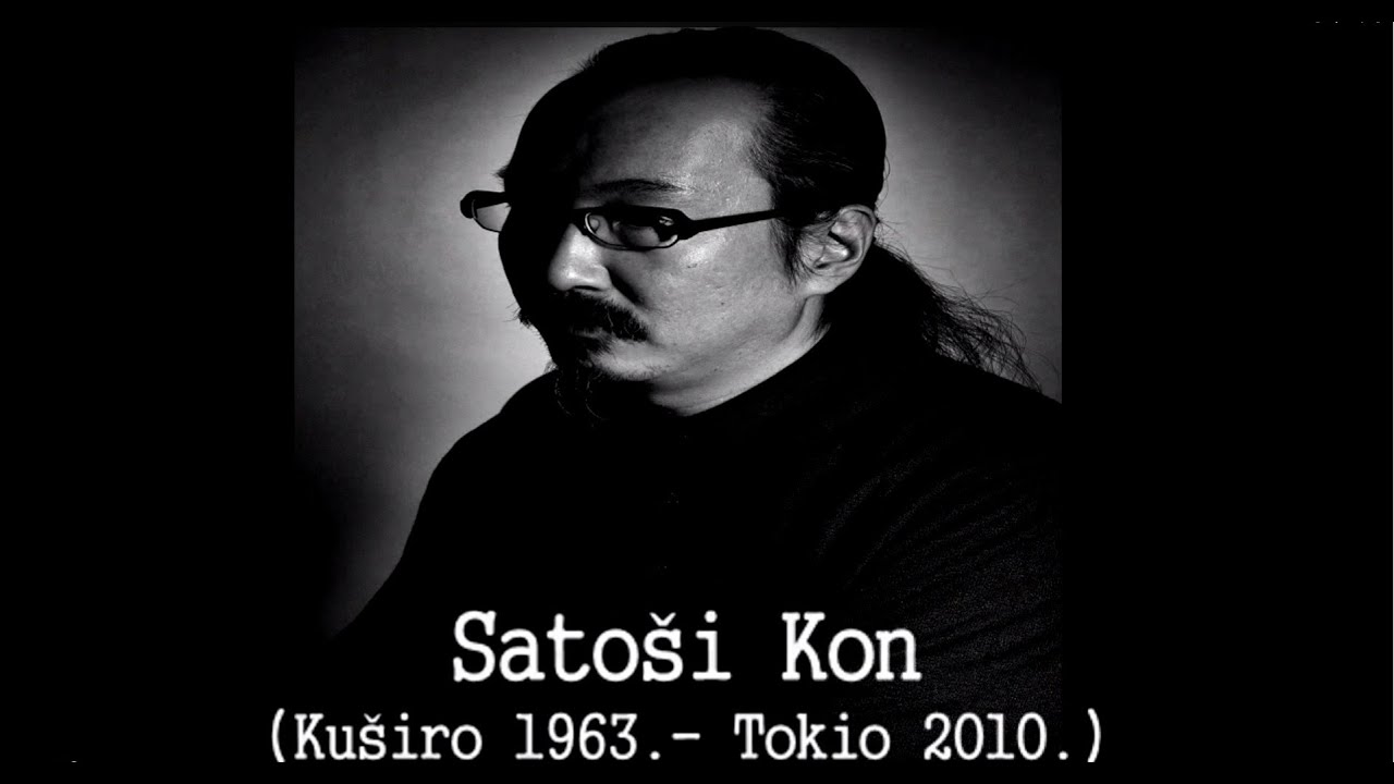 satoshi kon artbook