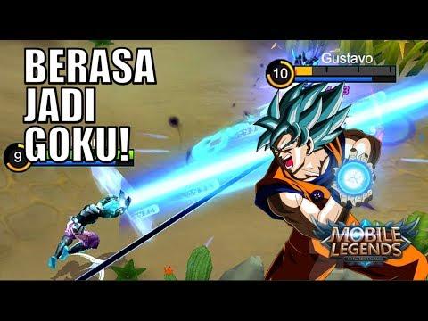 GA BISA JADI GOKU, GORD PUN JADI! • Mobile Legends Indonesia - 동영상