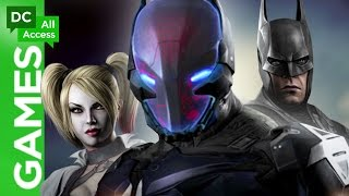 Arkham Knight Joins Injustice