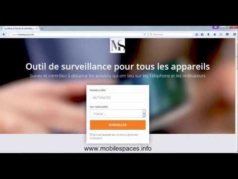 Espionner un téléphone Androidde YouTube · Durée:  2 minutes 1 secondes · 205.000+ vues · Ajouté le 18.10.2013 · Ajouté par espionner un portable