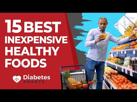 15 Best Inexpensive Healthy Foods