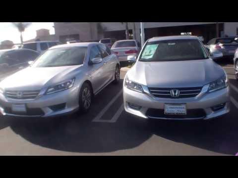 2013 Honda Accord EX vs lx or comparison