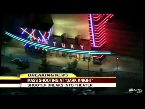 Colorado Shooting at 'Dark Knight Rises' Movie: James Holmes Allegedly Kills At Least 12 in Aurora