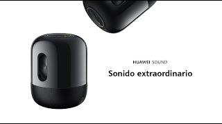 HUAWEI Sound  | Alegra tu día con un sonido extraordinario