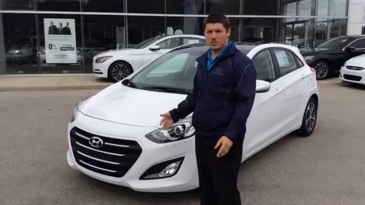 2016 Hyundai Elantra Gt Gls Simcoe
