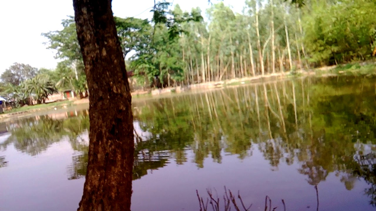 this is my village River