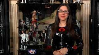 En Español Sideshow Zartan G.I. Joe Figura 1/6 - Hot Chix Cool Toy Review (Ep 58)