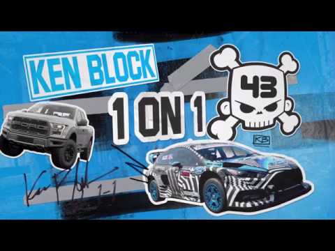 Forza Motorsport 7: Seeker Championship Ken Block Ford Focus 1 On 1 Racing Against A Pro #3