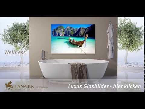 Lana KK® Banner Glasbilder