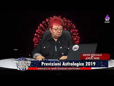 PREDICTII ASTROLOGICE PENTRU ANUL 2019 CU MINERVA