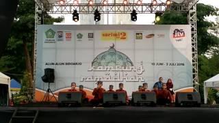 Syubbanul Qur'an fesban kampung ramadhan 2016 juara harapan 2