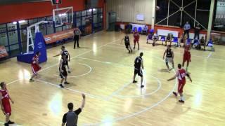 ALK Wro-Basket, 29. edycja. Rycerz (TST Kogeneracja SA) miedzy nogami i troja
