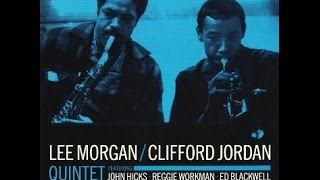 Lee Morgan & Clifford Jordan Quintet - The Theme & Announcements