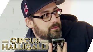 Bei Anruf Udo mit Sido - Teil 2   Circus HalliGalli   ProSieben