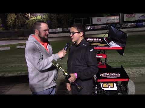 Deming Speedway, WA - Micro 600R Interview - April 26, 2019