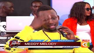 Meddy : I came to Kenya to also expose my music
