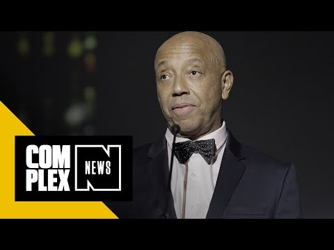 Russell Simmons Continues to Deny Sexual Assault Allegations