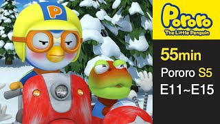 Video [Pororo S5] Season 5 Full Episodes E11-E15 (3/5) download MP3, 3GP, MP4, WEBM, AVI, FLV Juli 2018