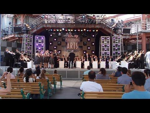 VPHSIM 2015 at Disney Performing Arts (California Adventure)