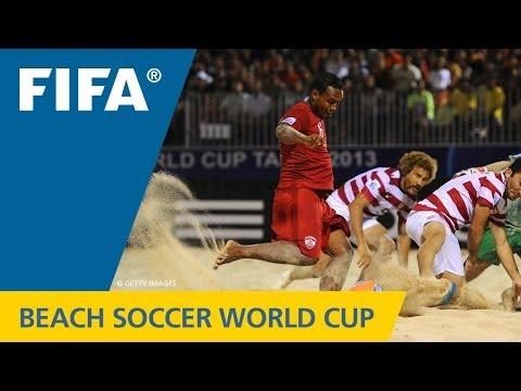 Tiny Tahiti top USA in extra time