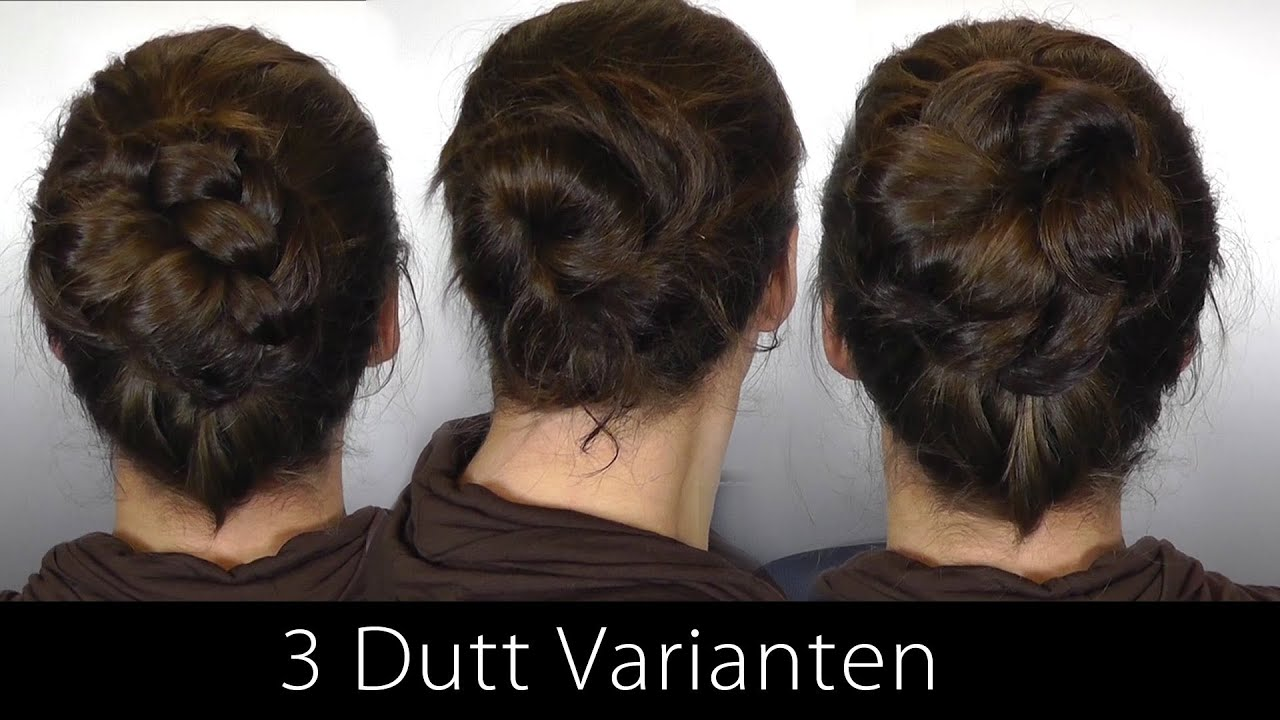 3 Dutt Varianten Auch Fur Langes Haar Meine Bad Hair Day Frisur