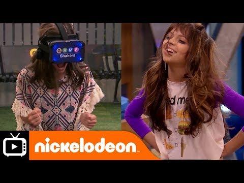 Game Shakers | Babe Vs Kenzie | Nickelodeon UK