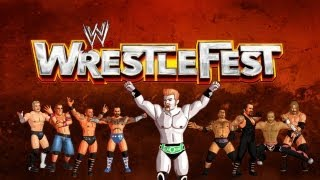 WWE WrestleFest - Royal Rumble