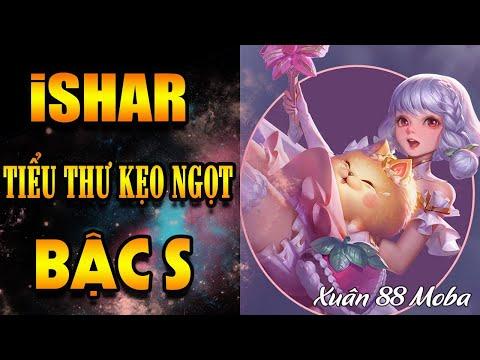 AOV: iShar Mùa 13   Trang Phục Mới ISHAR TIỂU THƯ KẸO NGỌT