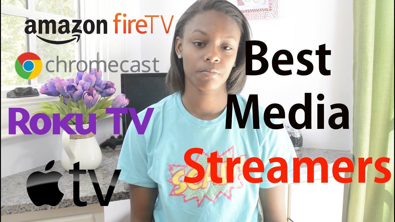 Download Top 4 Media Streamers 2015