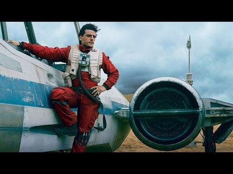 Poe Dameron usa la Fuerza y te explico por qué -Star wars