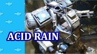 Acid Rain Transforming Combat Toys Hong Kong Toy Fair