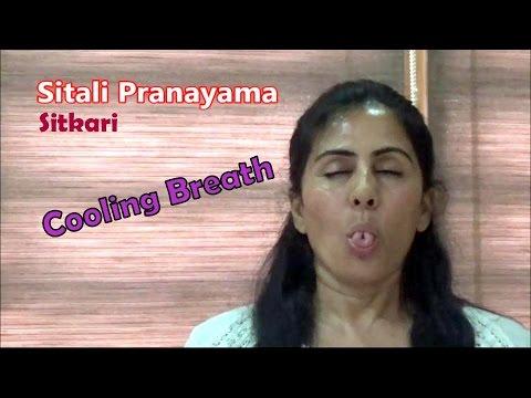 Cooling Breath | Sitali and Sitkari Pranayama | Yoga Breathing | vyfhealth