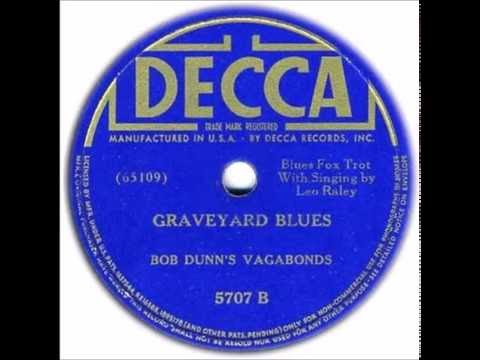 Vagabonds - Graveyard Blues 1939