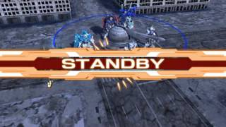 Mobile Suit Gundam Extreme VS Force   PS Vita   Gundam is coming! Jump Festa trailer English