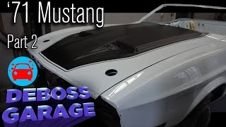 '71 Mustang (Part 2) & '48 Anglia Wins Motorama 2016